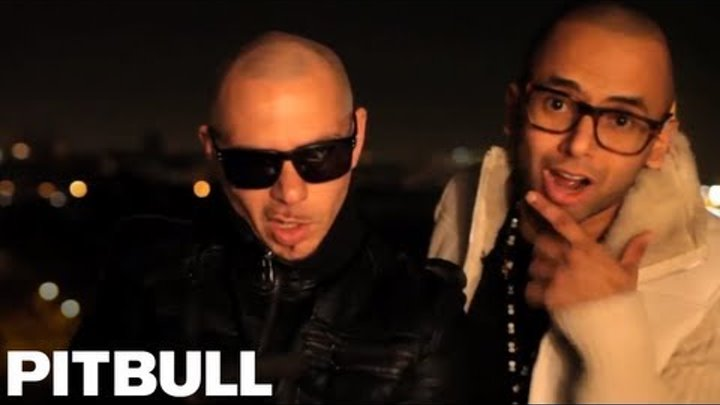 """Latinos In Paris"" Music Video - Pitbull and Sensato"