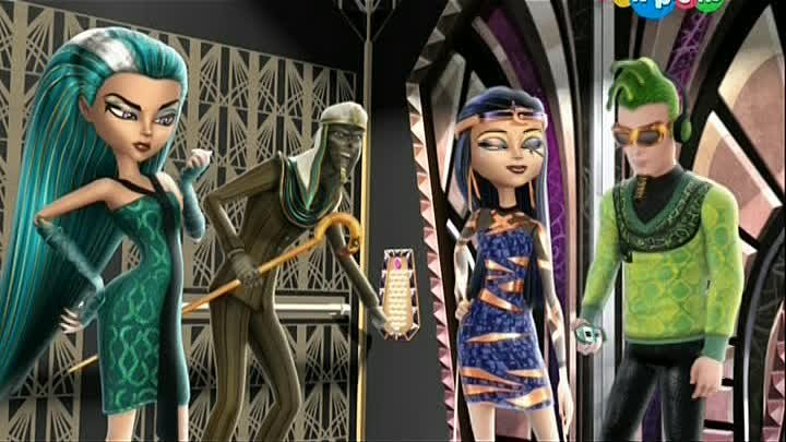 Monster High Boo York, Boo York на русском