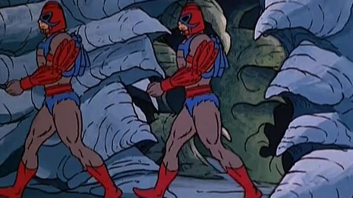 He-Man 1983 - 1x16 - Reign of Monster [2xRUS+ENG] [FilmStore Group]