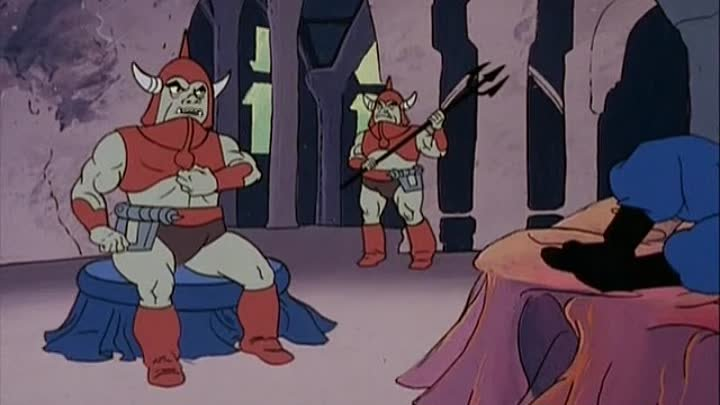 He-Man 1983 - 1x59 - The Witch And The Warrior [RUS+ENG] [FilmStore Group]