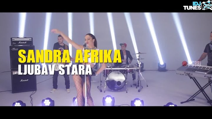 SANDRA_AFRIKA_-_LJUBAV_STARA_(OFFICIAL_VIDEO)