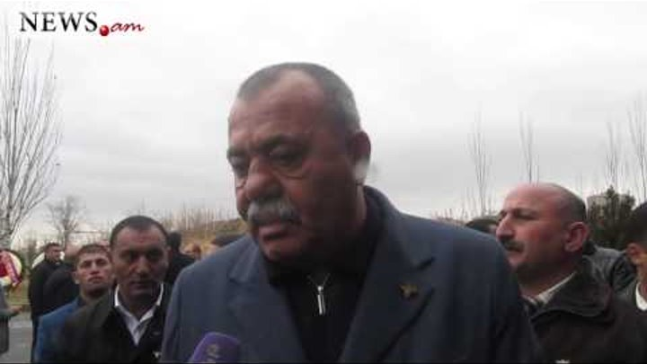 Manvel Grigoryan about the killed crew members of the Armenian helicopter