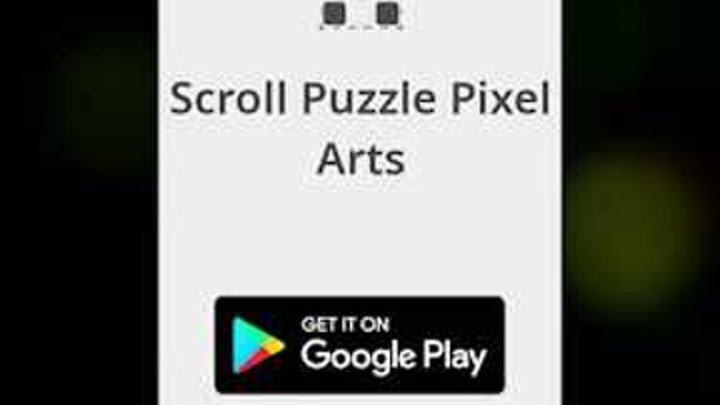 Scroll Puzzle: Pixel Arts