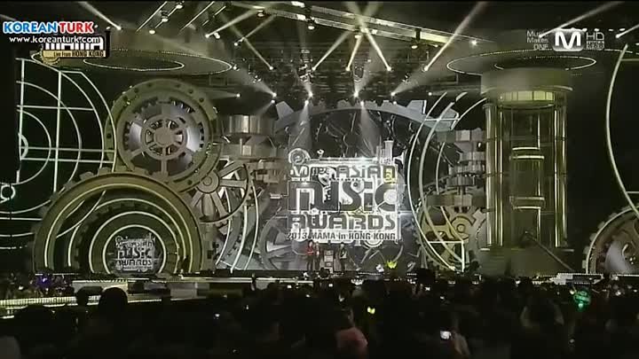 Mnet Asian Music Awards / MAMA 2013 in Hongkong [PART 3]