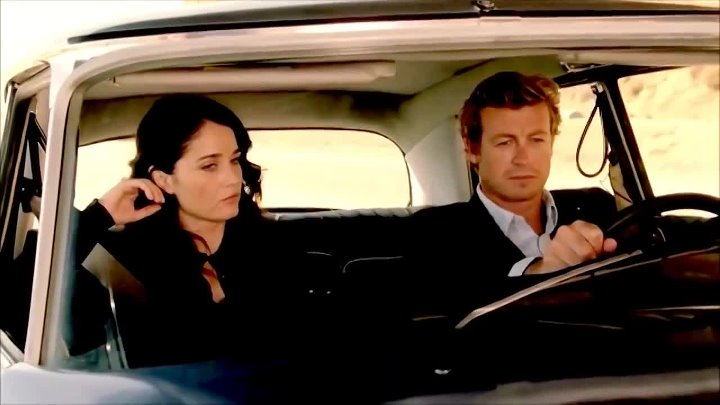 The Mentalist - Jane and Lisbon - Season 6 moments._2