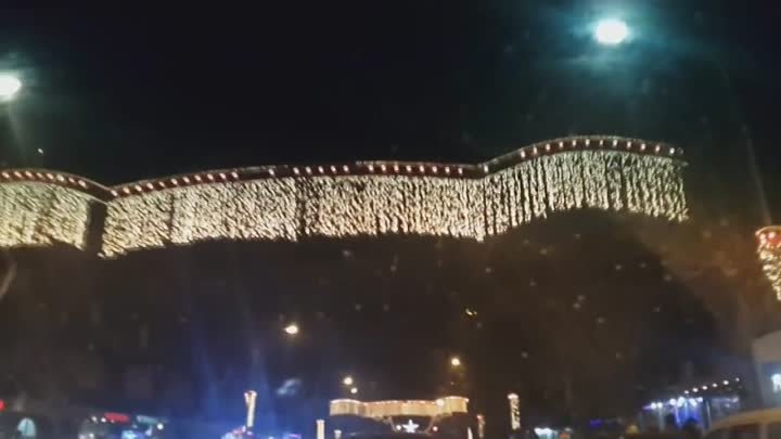 Echmiadzin - Nor Tari 2015, Lights