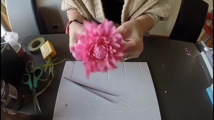 Dahlia Sugar Flower Gumpaste Tutorial