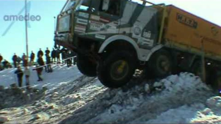 CZ Truck Trial 2011 - Video News No.12 - THE BEST OF ARCHIVE (SHOW LIBROS Ostrava)