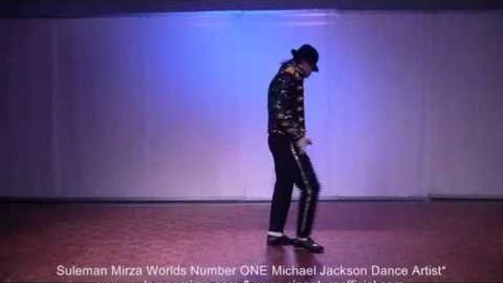Suleman Mirza (World #1 MICHAEL JACKSON Tribute & IMPERSONATER) Who Is It - Earth Song