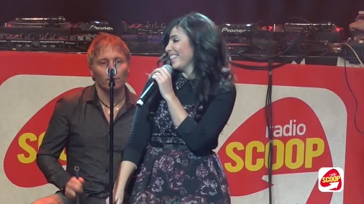 Indila - Run run - SCOOP Live