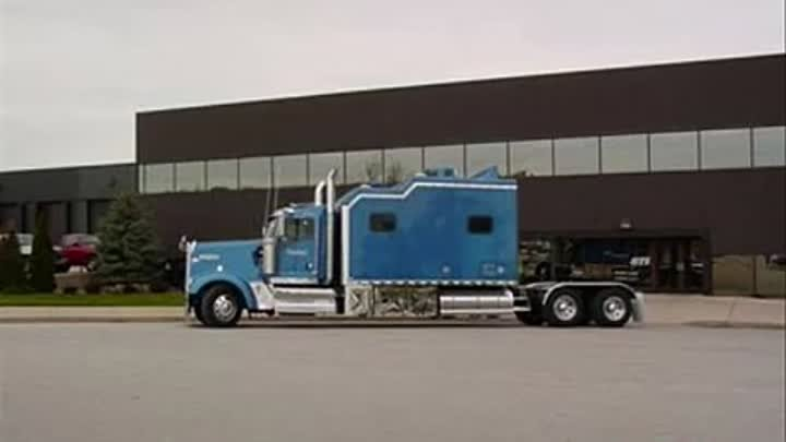 w900 kenworth.wmv