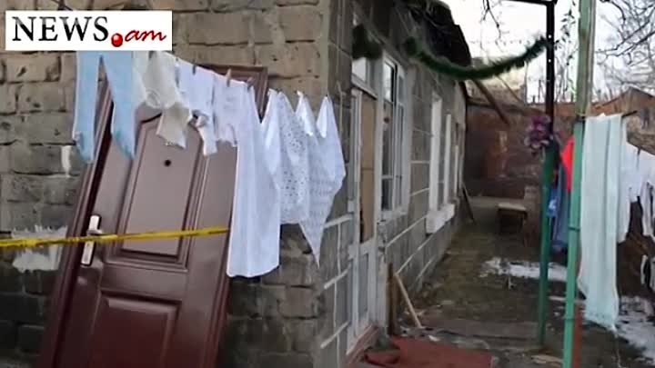 No hint of tragedy in the house yard of Armenian slaughtered family