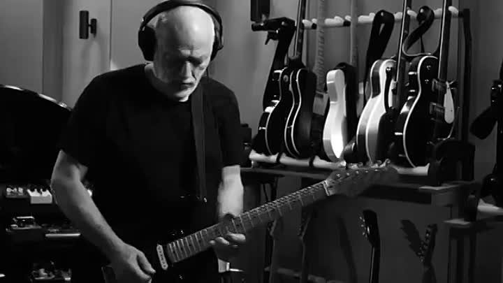"David Gilmour - Faces Of Stone-(musik.klub ROK- ДЖУНГЛИ!!! -""(official)"""