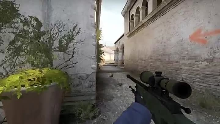 CS_GO - Saved by the Howl!