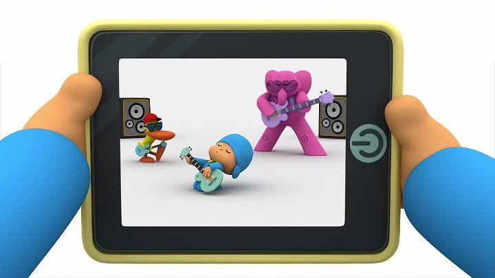 Pocoyo Disco [Android, iOS] - Make your own music videos with Pocoyo(1)