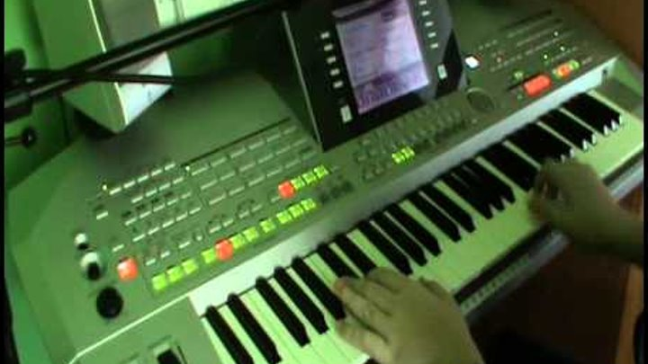 Modern Talking - Brother Louie COVER on Tyros 2 by BartiK