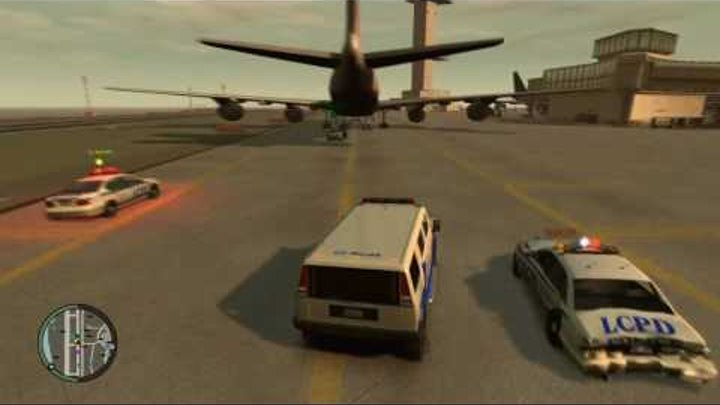 GTA IV PC - Busted! sweetofmess as crook