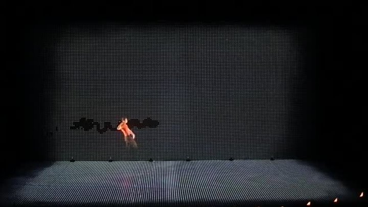 Pixel Dance Show Extracts