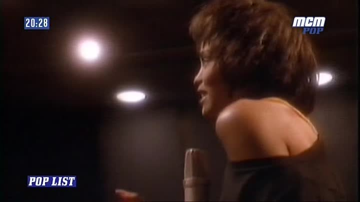 Whitney Houston – Saving All My Love For You – 1985 (MCM POP)