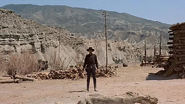 Однажды на Диком Западе (1968) / Once upon a time in the West (1968)