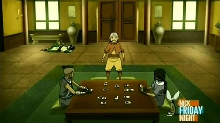 Avatar-The Last Airbender [02x17] - Lake Laogai
