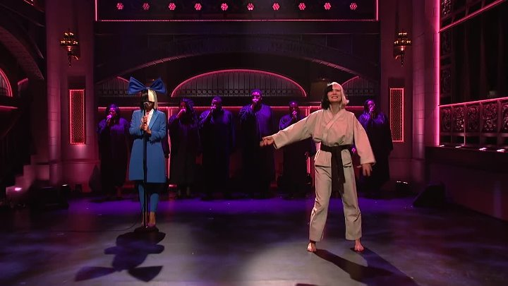 Sia - Alive (Live From SNL)