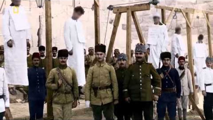 National Geographic - Armenian Genocide
