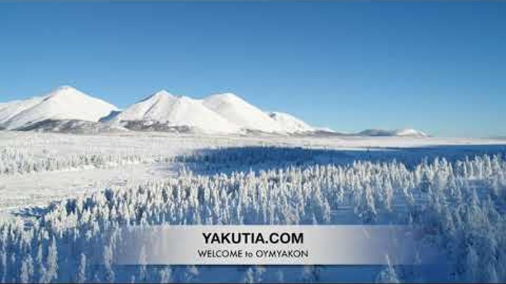 Welcome to the tiny Russian town of Oymyakon