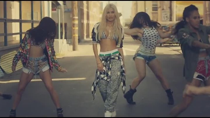 Pia Mia - Touch (Official Video HD) | Music Planet