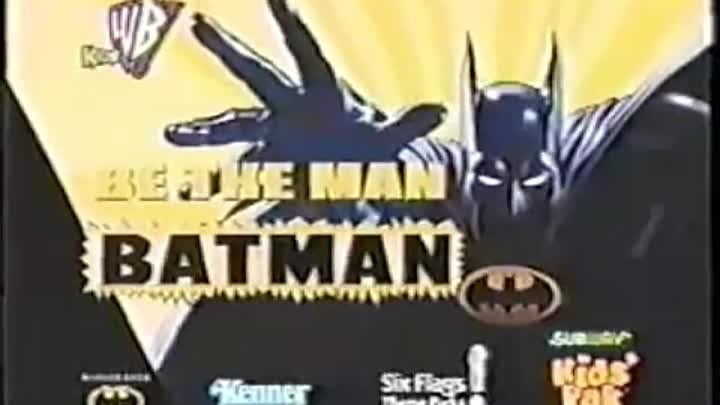 Batman---Action-Figures---Animated-Series---Batmobile---Subway-Kids-Pak---TV-Toy-Commercial(sex4fun.mobi)