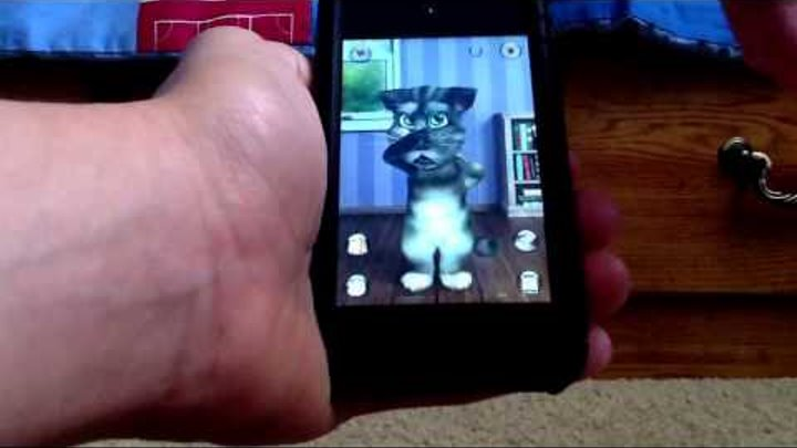 Talking Tom Cat 2 iPhone Review