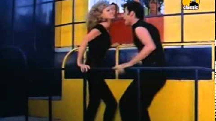 Olivia newton y john travolta You Are The One That I Want - Vasselina