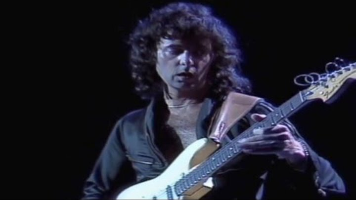 Deep Purple - Highway Star Live 1984 HD