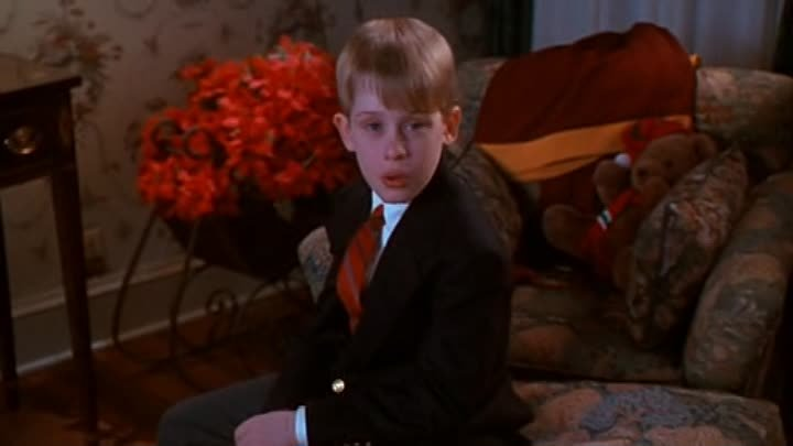 Home Alone 2 - Lost in New York (DVDRip, DivX, Rus)