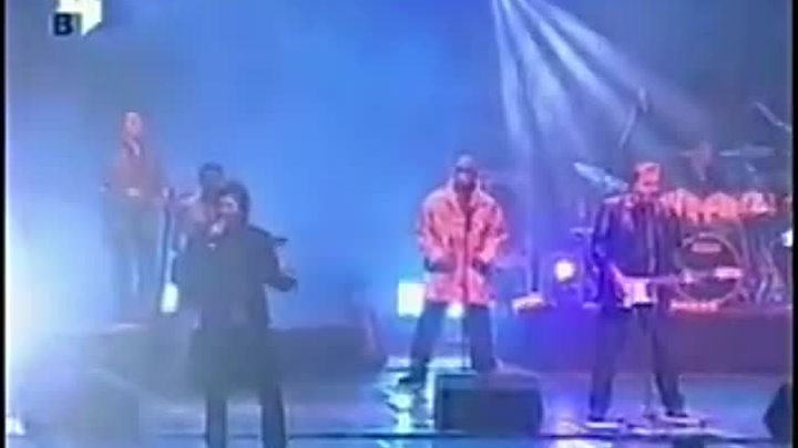 Modern Talking - China In Her Eyes & Fly To The Moon /ЦТВ, концерт в Москве 14.10.2000/