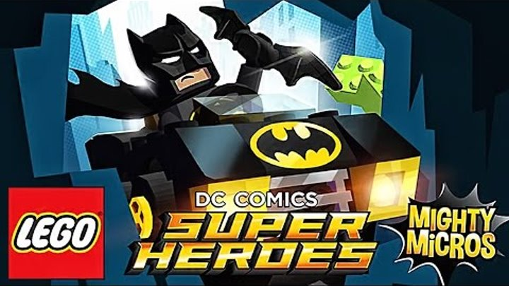 LEGO® DC Super Heroes Mighty Micros - Android / iOS Games for Kids