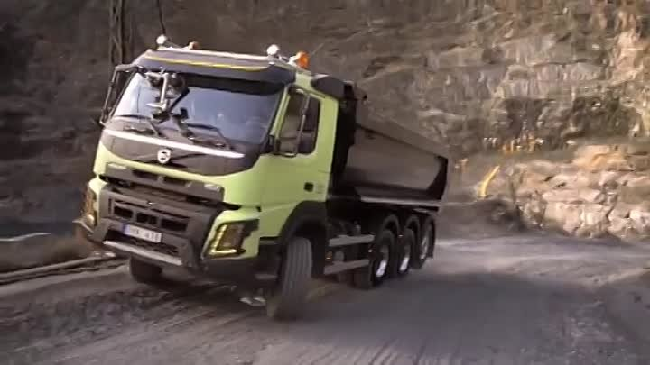 Volvo Trucks - The Hamster Stunt- The Technology Behind