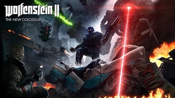 Wolfenstein II: The New Colossus – Original Game Soundtrack