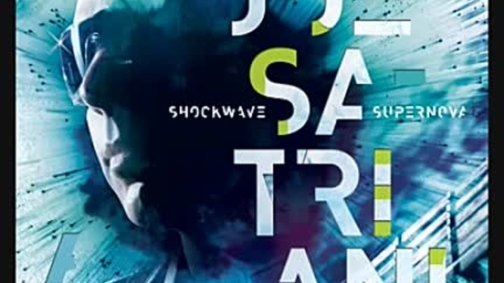 Joe Satriani - Shockwave Supernova (2015)