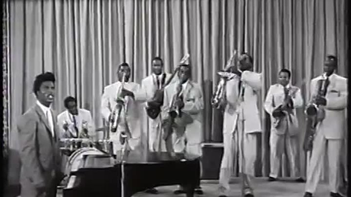 Little Richard - Long Tall Sally - from Don't Knock The Rock 1956