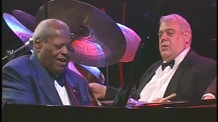 Oscar Peterson-A Night In Vienna(2004)