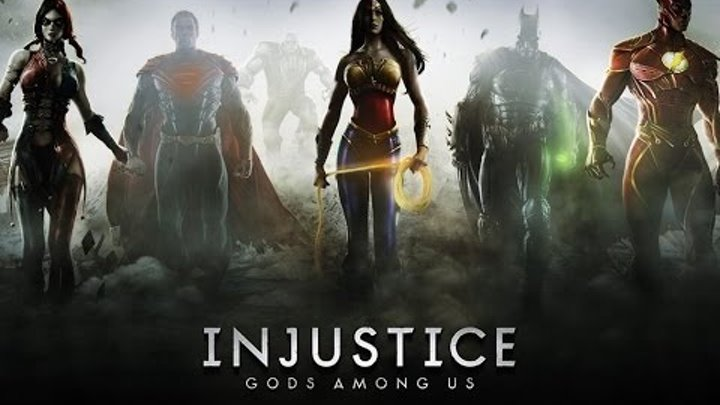 Прохождение Injustice Gods Among Us Супермен ФИНАЛ 1080p 60fps Superman FINAL # 12