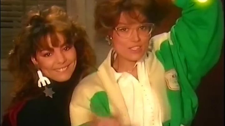 SANDRA - Midnight Man (TV Show Formel Eins 1987)