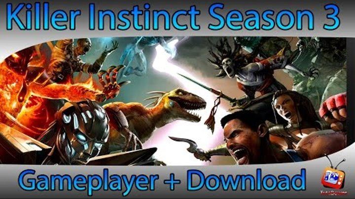 Killer Instinct Season 3 Gameplayer + Download