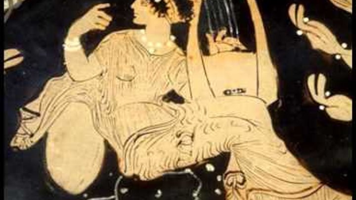 ancient greek music Through surviving pottery, fragments of rock and papyrus we are able to get a glimpse into the music of ancient greeceonly 60 fragments of music have survived from ancient greece.