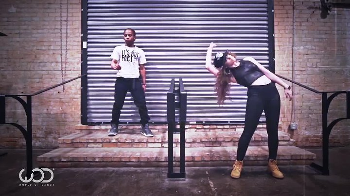 Fik-Shun + Dytto / World of Dance