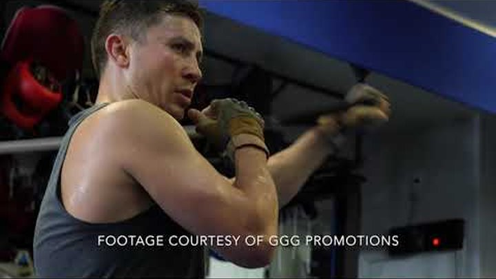 GENNADY GOLOVKIN FULL WORKOUT FROM BIG BEAR AHEAD OF CANELO REMATCH