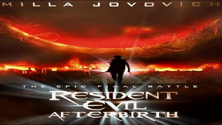 Resident Evil 6- The Final Chapter - Movie trailer (2016) - Milla Jovovich