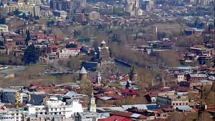 My fair city Tbilisi