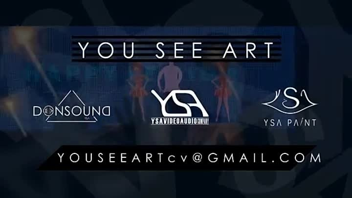 YOU SEE ART - итоги 2015 ⁄ YSA video audio ⁄ YSA paint ⁄ DonsounD YSA ©